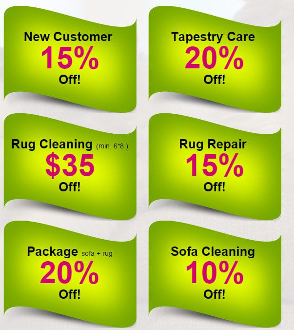 nyc carpet cleaning coupons